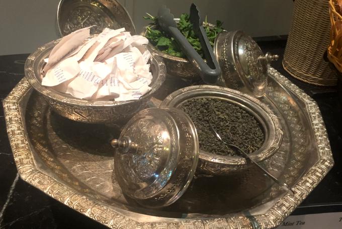 Medina Gardens Tea